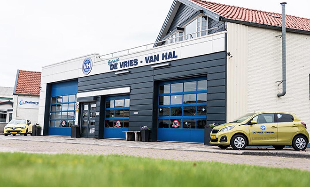 Garage de Vries - van Hal-Slootdorp